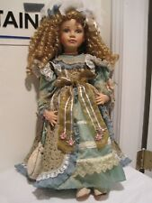 """Seymour Mann Doll from The Connoisseur Collection, Victorian Dress, 24"""" Tall"""