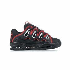 OSIRIS D3 2001 scarpe da uomo donna rave hip hop techno skate chunky ecopelle