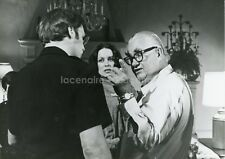 ROBERT ALDRICH LOT DE 2 PHOTOS DE PRESSE CINEMA