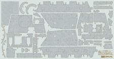 Tamiya 1/35 Hoja de recubrimiento Zimmerit para producción de tarde Brummbar # 12673