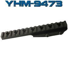 "YHM Yankee Hill Machine YHM-9473 Picatinny Rail 1/2 Inch Scope Riser - 6"" inch"