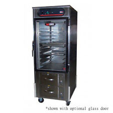 Carter-Hoffmann Hl8-10-Rw Stainless Steel Heating Cabinet with Drawer Warmers