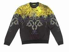 NWT  Tiger Longsleeve Sweatshirt by Versace Jeans Size M