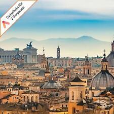 Kurzreise Rom Italien 6 Tage für 2 Personen zentrales Hotel Gutschein Animod