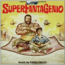 Various Artists, Fabio Frizzi - Superfantagenio [New CD]