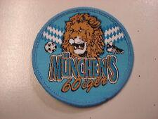 """Aufnäher """"Münchens 60iger"""" TSV 1860 München Fussball ca.7 cm"""