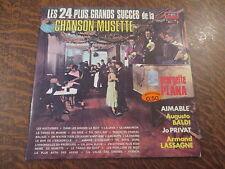 album 2 33 tours les 24 plus grands succes de la chanson musette georgette plana
