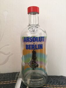 Absolut Vodka Berlin Leer