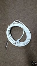 Oreck XL XL2 Upright Vacuum Cleaner Part 30' 2 WIRE Power Cord White 58-5805-91