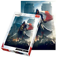 Trefl 500 Piece Adult Large AssassinS Creed Action Video Game Jigsaw Puzzle NEW
