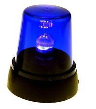 """LED Lampe signal """"bleu"""" ronde Lumière Fête Lumière Disco Lampe Discothèque Lampe éclairage de fête"""