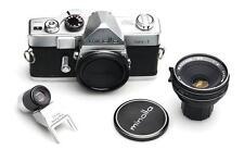Minolta SR-1 + W. Rokkor-QH 21mm F4 + Finder