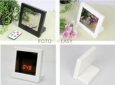 Mirror Clock Motion Detection DV Spy Video Camera Hidden DVR Cam 1280x960+Remote