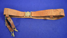 VERY SCARCE! ORIGINAL WWII JAPANESE CIVIL DEFENSE FIRE BRIGADE SWORD BELT