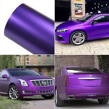 Ice Purple 750mm*1.52M Decal Vinyl Film Wrap Roll Adhesive Car Sticker Sheet DIY