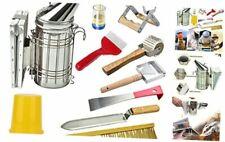 Beekeeping Supplies Tools Kit 10 Pcs For Beekeeper Necessary Bee Hive