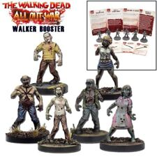 The Walking Dead Walker Booster (English) All Out War Mantic Games Zombie
