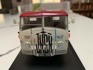 1955 JENSEN FREIGHTER JNSN car transporter 1:43 Scale by Autocult only 333 made