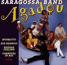 Saragossa Band Agadou (16 tracks, 1997, BMG/AE) [CD]