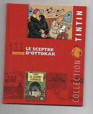 Collection Tintin Moulinsart Hachette 2011. n°11. Le Sceptre d'Ottokar. NEUF