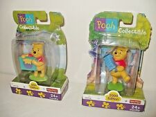 Fisher Price Winnie the Pooh Figurine Collectible 1999 /2000 Edition Unisex New