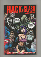 Hack/Slash: Super Sidekicks Sleepover Slaughter - Vol 8 TPB - (Grade 9.2) 2010