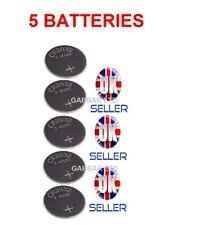5 X CR2032 3V Lithium Button/Coin Cells batteries UK Seller