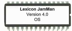 Lexicon JamMan V. 4.00 Firmware update upgrade [Latest OS]