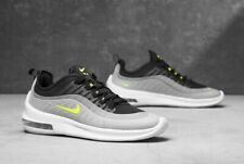Nike Air Max Axis UK Size 8.5 EUR 43 Men's Trainers Grey Black