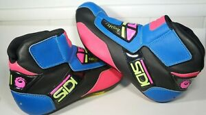 VERY RARE Sidi 1980's Road bike cycling shoes EU 44, NEW OLD STOCK. MINT.
