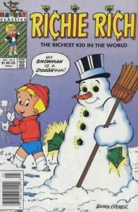 Richie Rich #2 FN/VF 7.0 1991 Stock Image