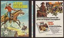 """COLLANA COWBOY PICCOLO RANGER 174 LA SPIA MESSICANA - MAGGIO 5/1978 """"PERFETTO"""""""