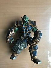 Warcraft 3 Reign of Chaos Action Figur THRALL Blizzard Entertainment 2002 WOW