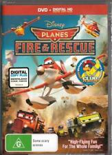 PLANES: FIRE & RESCUE - DISNEY - NEW & SEALED REGION 4 DVD FREE LOCAL POST