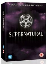Supernatural - Complete Season 1-3 DVD (2008) Katie Cassidy New