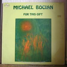 Michael Bocian - For This Gift - GM Recordings ‎– GM 3002	- Avant-garde Jazz