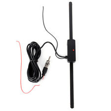 Car Aerial Antenna Windshield Electric Radio 12V FM/AM Automatic Aerial Antenna^