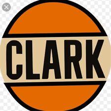 Clark Oil Gasoline Vinyl Decal / Sticker ** 5 Sizes **