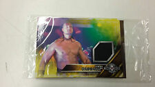2016 TOPPS WWE Colin Cassady Card NXT Londres Takeover Authentic Mat Relic 22/499