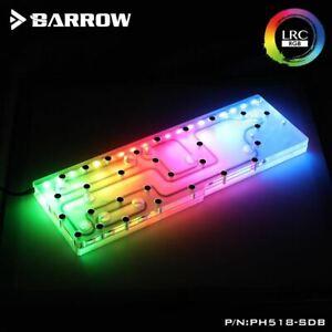 Barrow Wasserstraße LRC 2.0 RGB Distribution Panel (Tray) Phanteks Enthoo EVOLV 518