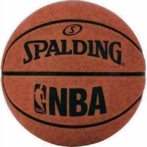 Spalding Basketball Official NBA Tan