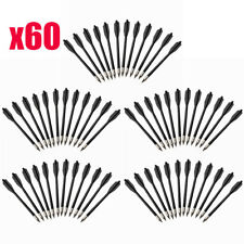 60pcs Mini Crossbow Arrow Bolts Darts For Pistol Hand Gun Cross Bow 50 80 lbs