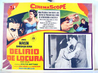 BIGGER THAN LIFE/JAMES MASON/1956/OPTIONAL SET MEXICAN LC