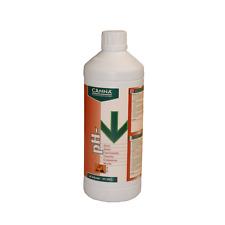 CANNA pH- Wuchs PRO 3 % 1 L senkt den pH-Wert der Nährstofflösung Wuchs Grow