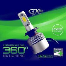 Headlights led light bulbs COB White 6500K High Beam Fit 2008-2015 Nissan Maxima