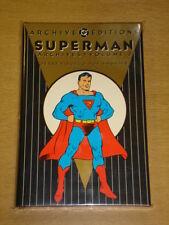 DC SUPERMAN EDIZIONI ARCHIVIO VOL 2 problemi di età d'oro RILEGATO GN 0930289765