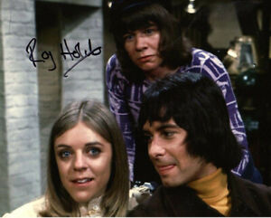 Television Autograph: ROY HOLDER (Ace of Wands) Signed Photo