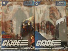 Gi joe classified cobra trooper/red ninja (read description)