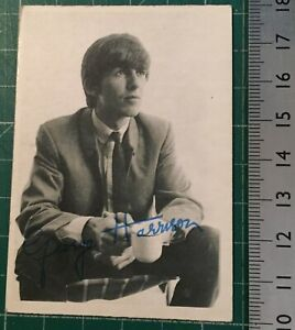 THE BEATLES ~ US 1964 A & B C Chewing Gum Card #52/60   58 x 80mm