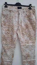 pantalone cotone primaverile Trussardi taglia 48